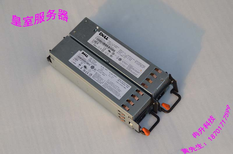 FOR DELL 2950 server power supply 750W JU081 M076R Z750P 750BB N750P-SO
