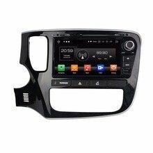 Восьмиядерный 8 ''8 ядерный Android 9,0 автомобильный Радио dvd-плеер gps для Mitsubishi outlander навигация gps 4G ram 64G rom