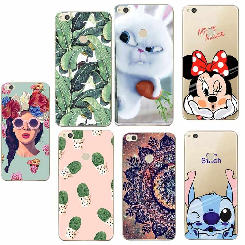 Phone Cases For Huawei P20 Lite Case Luxury coque For Huawei P Smart Y3 Y5 2017 Mate 10 P9 Lite mini P9 Lite 2017 Case capinha