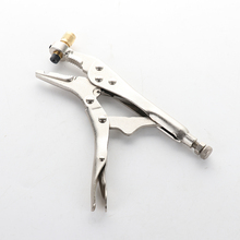 Air Conditioner Plier Refrigerant Recovery Tube Locking Plier Welding Hand Tool