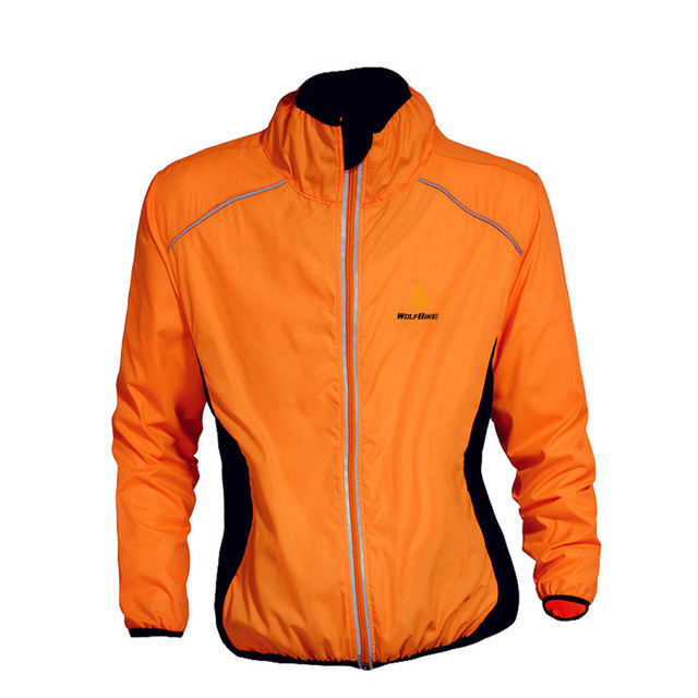 WOLFBIKE windproof men cycling jackets tour de france ciclismo waterproof long down cycling sports coat mtb bike riding jersey