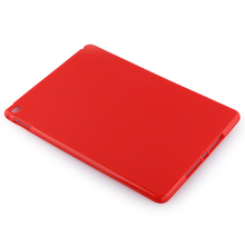 ocube ocube DHL/EMS Free Colorful Candy Soft TPU Silicon Rubber Back Shell Cover Case For Apple iPad 6/ iPad Air 2 9.7″Tablet