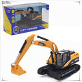 1:48 Diecast Alloy car model toy metal material car hot wheels Alloy excavator vehicle toy engineering truck toy C1003
