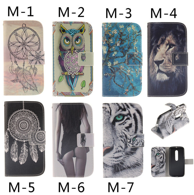 Flip Leather Mobile Phone Case for samsung galaxy j3