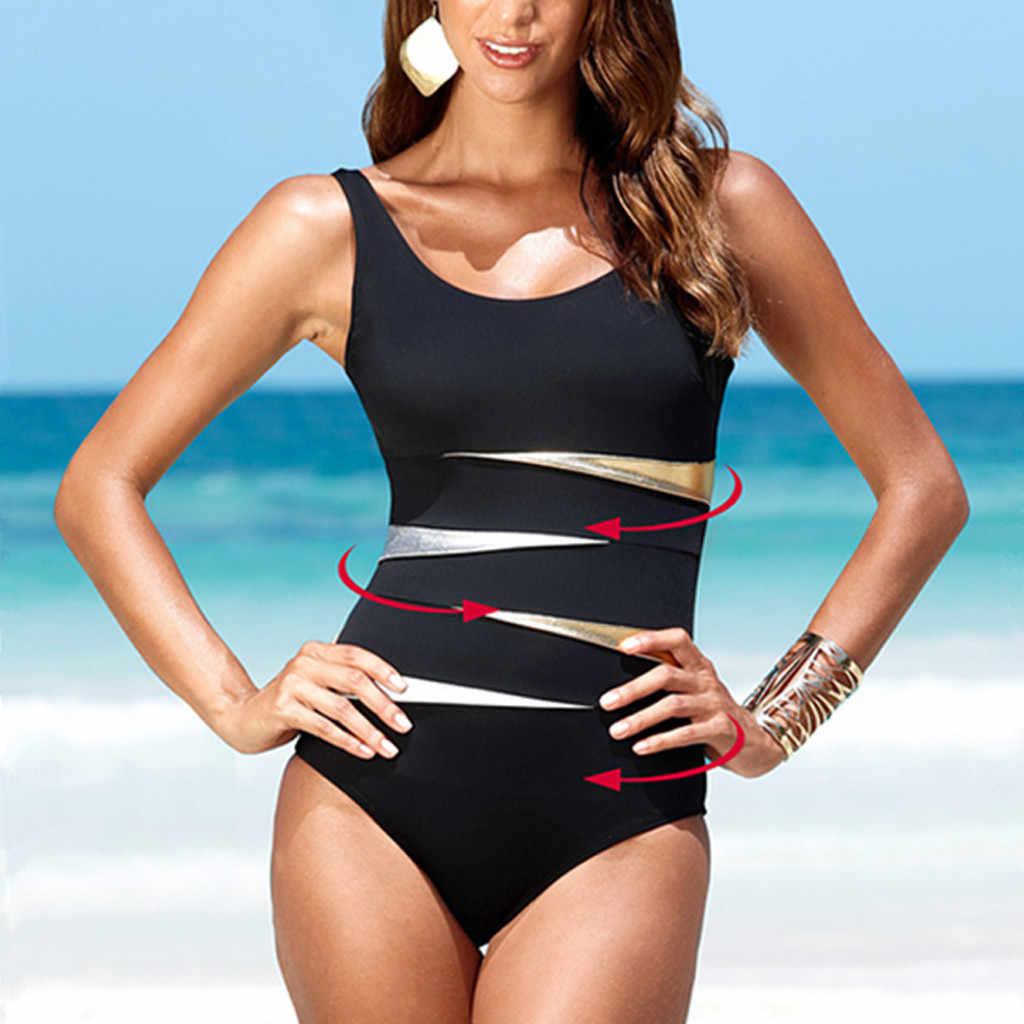 Stroje kąpielowe kobiety strój kąpielowy dziewczyny brazylijski lato strój kąpielowy jednoczęściowy strój kąpielowy damskie kostiumy kąpielowe Maillot De Bain Femme