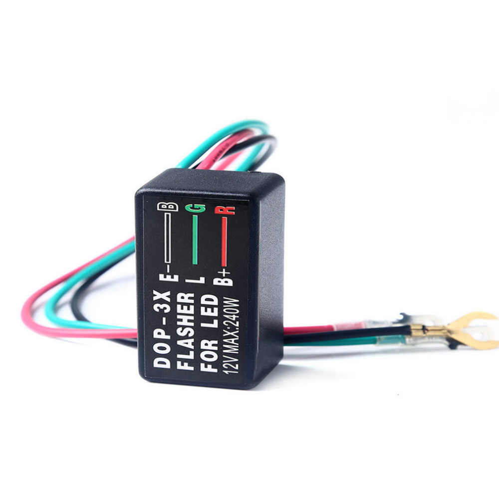 12 Volt Strobe Relay New Arrival M126 Universal Motorcycle Led Halogen Turn Signal Light Getsubject Aeproductgetsubject