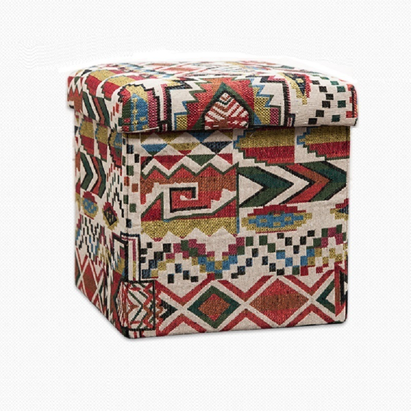Taburet Toilet Madeira Banquinho Ottoman Sofa Footstool Sgabello Escalera Poef Kids Furniture Taburete Storage Foot Stool