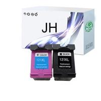 JH 121XL inkt cartridge compatibel Voor HP 121 XL Deskjet F2423 F2483 F2493 F4213 F4275 F4283 F4583 D2563 printer