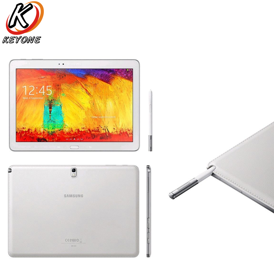 Original new Samsung Galaxy Note 2014 10.1 P605 4G+WIFI Tablet PC 10.1 inch 3GB RAM 16GB ROM Android 8MP Camera 8220mAh Battery