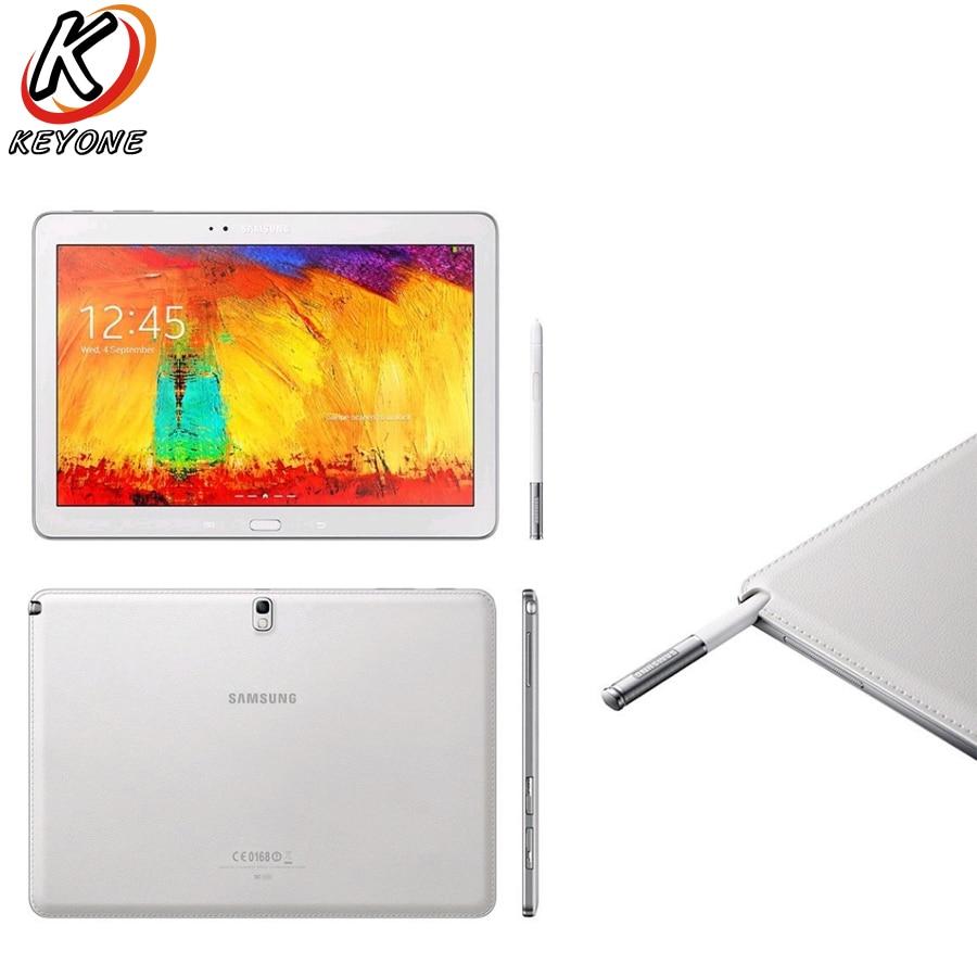 Original nouveau Samsung Galaxy Note 2014 10.1 P605 4g + WIFI Tablet PC 10.1 pouce 3 gb RAM 16 gb ROM Android 8MP Caméra 8220 mah Batterie