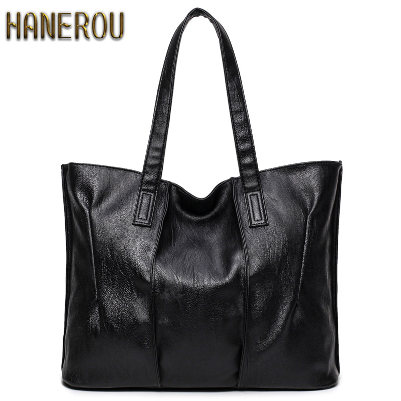Bolsa Feminina Grande Handbag 2017 New Fashion Women Bag Brand Women Leather Han