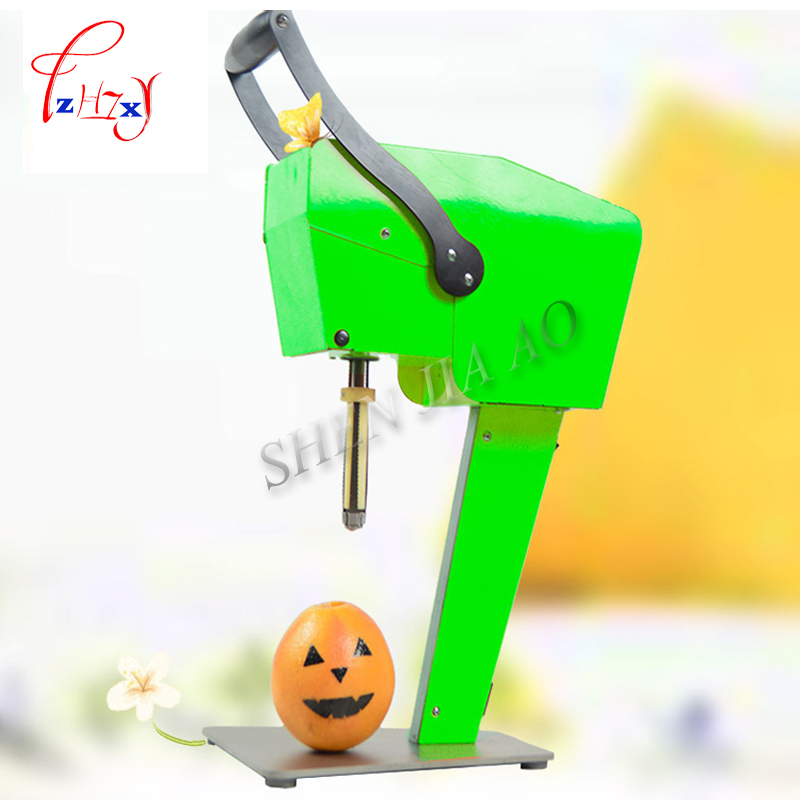 DIY squeezer fresh fruit machine pitaya/orange KK15-X1 fresh fruit squeezer without peeling 100% pure juice direct drinking 1pc майка print bar orange fruit