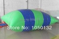 5*2 м Популярная игрушка водные игры, надувные водные батуты для продажи