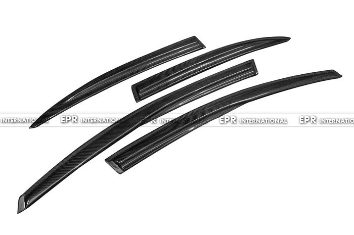Honda Civic FD2 Carbon Wind Deflector (2)_1