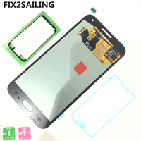 Super AMOLED LCD Display 100 Tested Working Touch Screen Assembly For Samsung Galaxy E5 E500 E500F