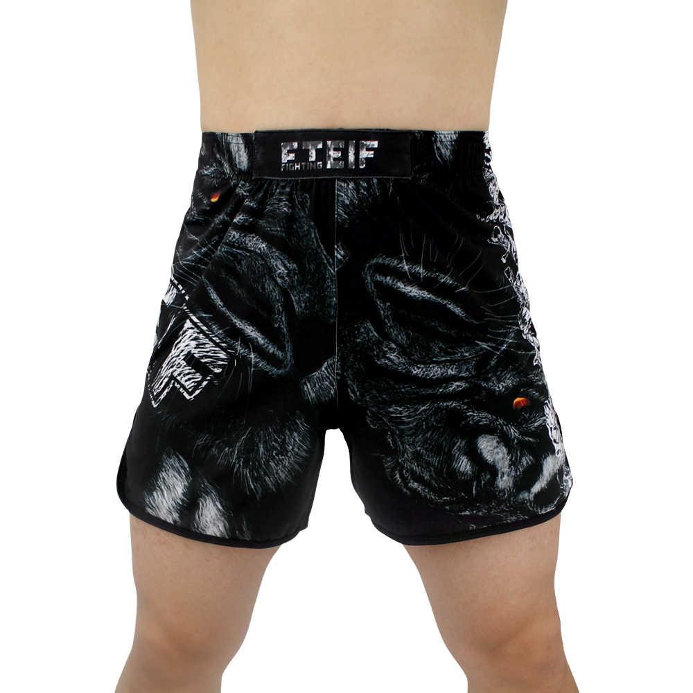 SOTF mma السم ثعبان القتال حركة مرنة mma السراويل النمر الملاكمة التايلاندية رخيصة سراويل ملاكمة ساندا كيك بوكسينغ Jujitsu mma