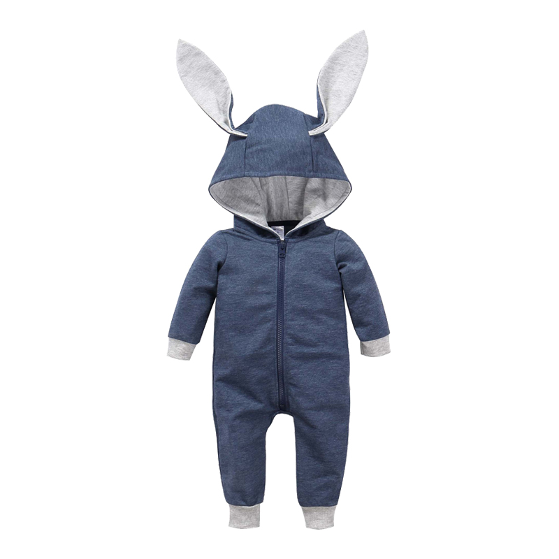 Toddler Infant Baby Boy zipper outerwear Hooded coat cartoon Jacket Clothing