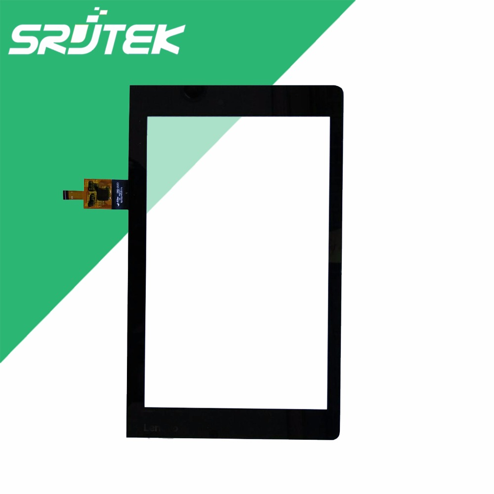 New 8 Inch For Lenovo YOGA YT3-850M YT3-850F YT3-850 Touch Screen Panel Digitizer Sensor Tablet PC Replacement Parts Black new 8 inch case for lg g pad f 8 0 v480 v490 digitizer touch screen panel replacement parts tablet pc part free shipping