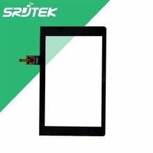 """Nuevo 8 """"Pulgadas Para Lenovo YOGA YT3-850M YT3-850F YT3-850 Digitalizador Panel de Pantalla Táctil Tablet PC piezas de Repuesto Negro"""