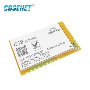 Image 4 - SX1276 LoRa 915 МГц SMD модуль передачи данных 30dBm CDSENET E19 915M30S LNA большой диапазон 915 МГц