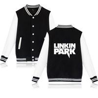 Music Band Linkin Park Cartoon Projektowania Mody Mężczyzna Bluzy Baseball I Plus Size Kobiety Bluzy Jesień Odzież XXS Do 4XL