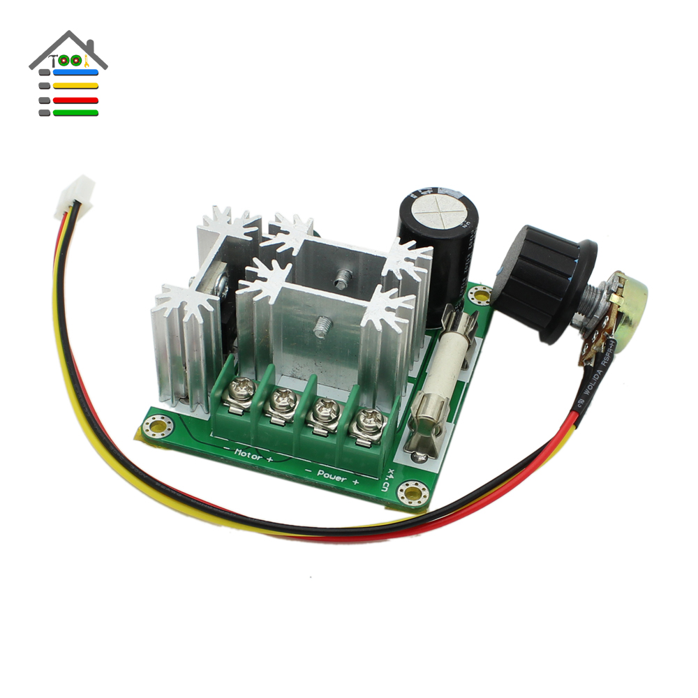 6v 90v 15a Control Pwm Dc Motor Speed Regulator Controller Switch