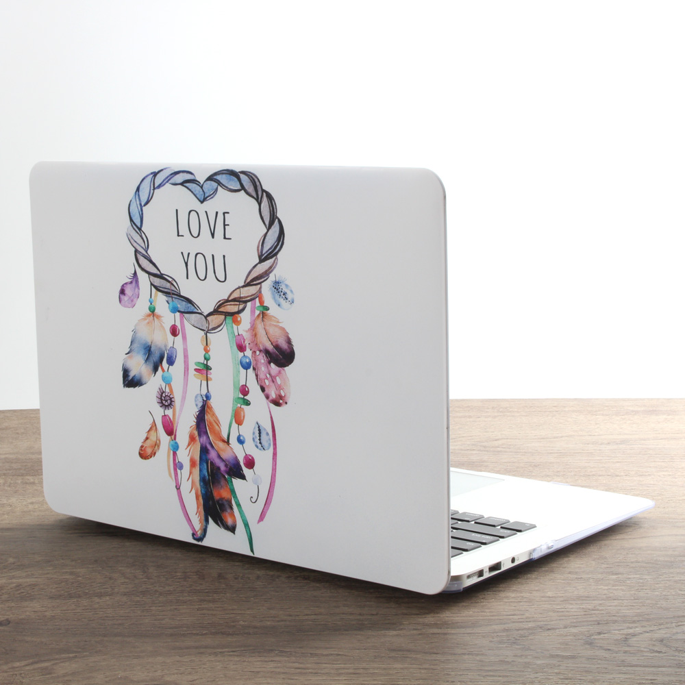 Art Feather Case for MacBook 47