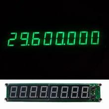 0.1-60 MHz 20 MHz ~ 2.4 GHz RF Singal Frequency Tester Contador Módulo de Medição de 8 Metros LEVOU PARA Amplificador de Rádio amador
