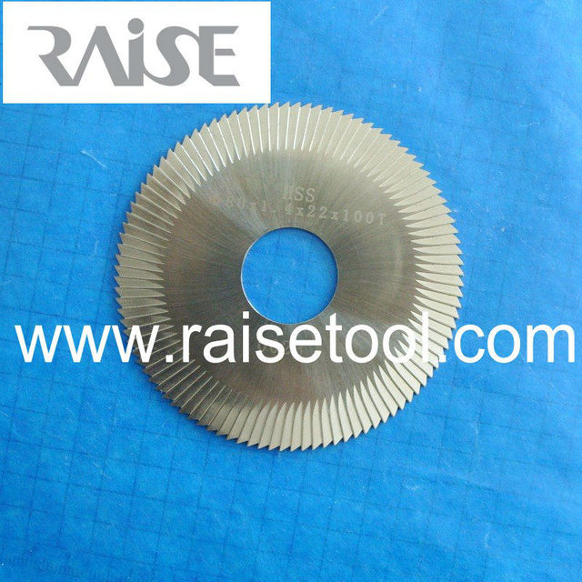 RAISE TOOLS!0023 Ti coated HSS side&face milling cutter for 100G,202A,100G2  key machine