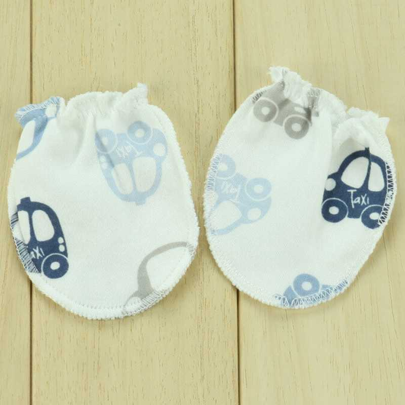 2017 New Arrival 0-6 Months Newborn Baby Kid <b>Infant</b> Anti-scratch Cotton Mittens Gloves Handguard Clothes Accessories - China Cheap Products