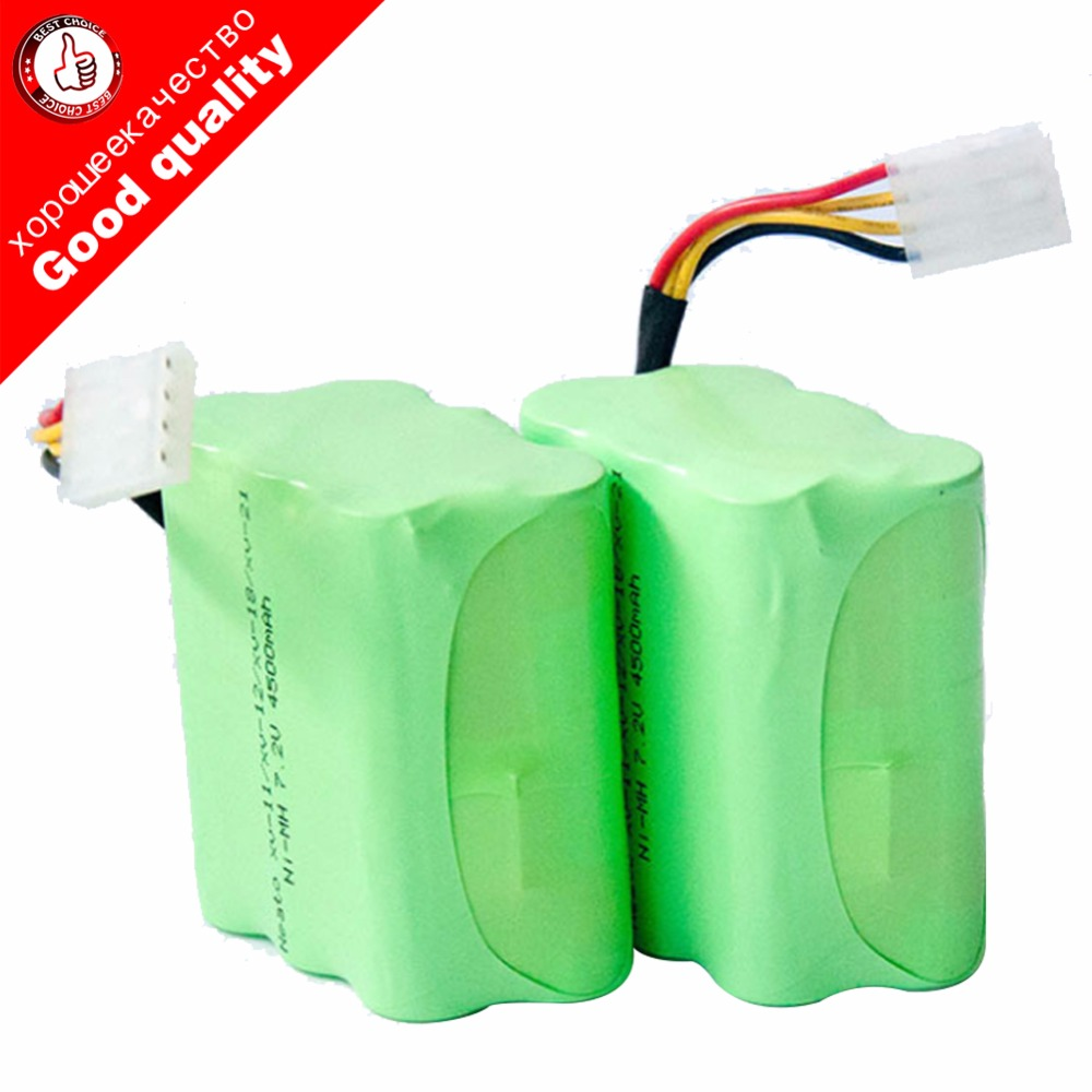 ᗛ2pcs Lot Battery 4500mah 7 2v For Neato Xv 21 Xv 11 Xv 15 Xv 14 Xv 24 Xv 12 Pro Robot Robotic Vacuum Cleaner Accessory Parts A607