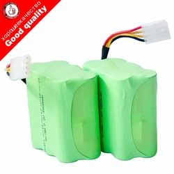 2pcs/lot battery 4500mAh 7.2V for Neato XV-21 XV-11 XV-15 XV-14 XV-24 XV-12 pro robot robotic vacuum cleaner accessory Parts
