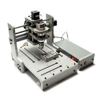 CNC 3020 3axis Mini Diy Cnc Engraving Machine PCB Milling Engraving Machine Wood Carving Machine Cnc