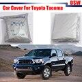 Cubierta del coche de Camiones Al Aire Libre Protector Solar Contra los RAYOS UV Lluvia Nieve Resistente A Prueba de Polvo de La Cubierta Sun Shade Para Toyota Tacoma