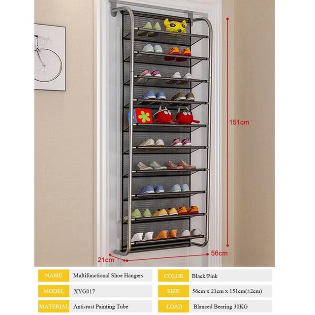 MultiLayer Wall-mounted Shoe Rack  3
