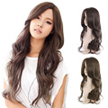 Women's Fashion Wig Curly Hair Wavy Wigs With Bangs Hair Curly Hair Wigs HB88