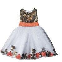 muddy girl mossy oak camouflage flower girl dresses camo dresses for kids wedding party dress