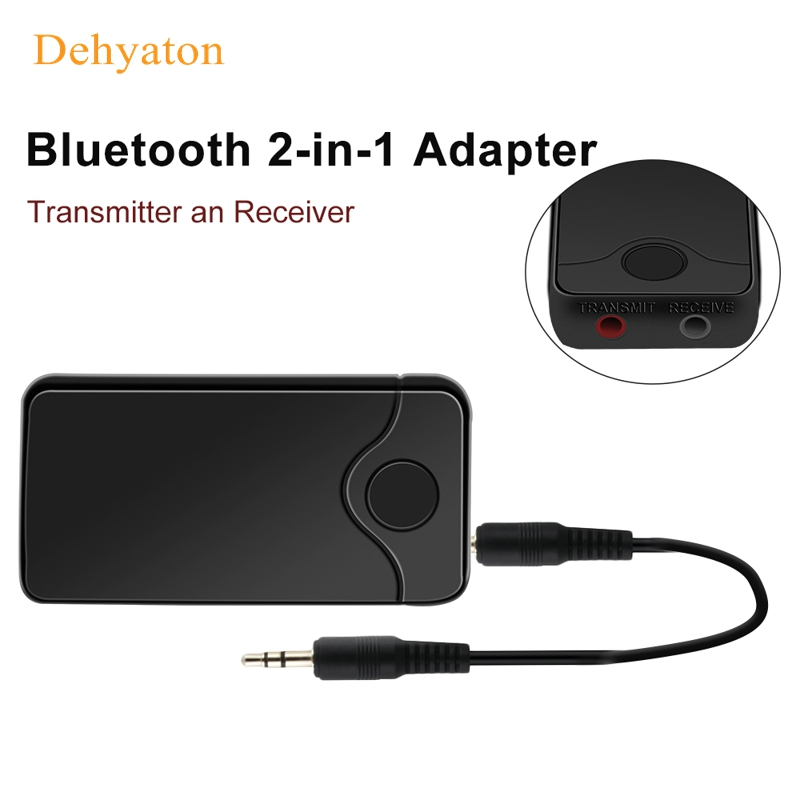 Купить dehyaton b18 беспроводной стерео аудио приемник музыка bluetooth