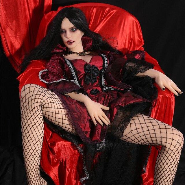 Vampire anal Sex