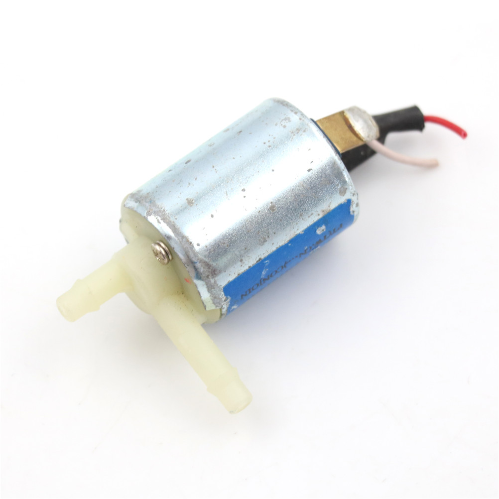 Ventil Gutherzig Dc 12 V Mini Elektrische Gas Wasser Magnetventil Stromlos Geschlossen Typ Elektronische Control Magnet Entmutigt Luft Ventil Neueste Technik