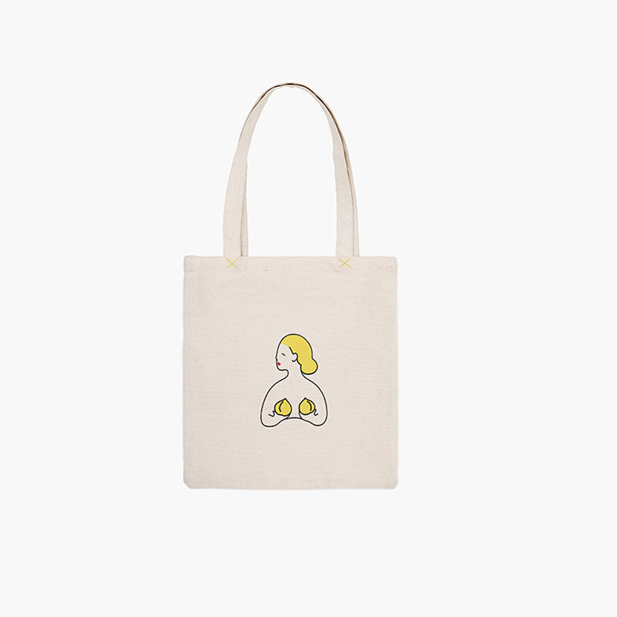 MOREUSEE fresh and original cotton peach bra shoulder bags for girls in FRUIT BRA seires(FUN KIK)