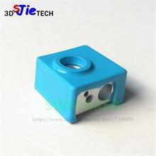 SWMAKER MK8 silikon çorap ısıtıcı blok kapak silikon yalıtım Replicator için Anet a6 a8 prusa i3 Creality MK7/MK8 /MK9 Tronxy