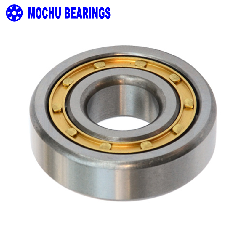 1 piece NJ305EM NJ305 42305 H 25x62x17 MOCHU Cylindrical roller bearings single row Machined brass cage high quality mochu 22213 22213ca 22213ca w33 65x120x31 53513 53513hk spherical roller bearings self aligning cylindrical bore