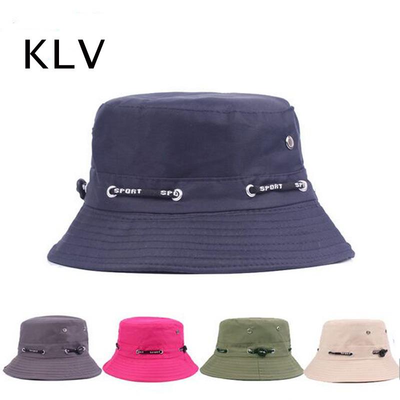 1f1dda933 Unisex Fishing Bucket Canvas Boonie Hat Sun Visor Cap Travel Outdoor Sport  Hats For Men And Women Ht51034+35 Summer Hat Straw Cowboy Hats From ...