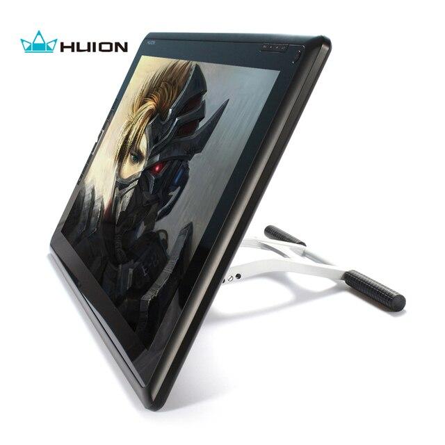 Горячие Продажи Huion GT-185 Перьевой Дисплей Монитор Монитор С Сенсорным Экраном Монитора Цифровой Графический Планшет Для Рисования Панели ЖК-Мониторы