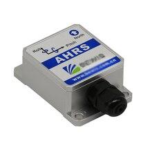 BW-AH100 Atitude Roll Pitch Ângulo de Inclinação Sensor dinâmico a Precisão da medição de 0.01 graus plotter cartográfico RS232, 485, TTL DC5V AHRS