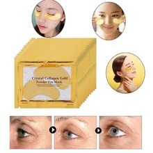 Gold Crystal Collagen Eye Mask Eye Patches Eye Mask For Face Care
