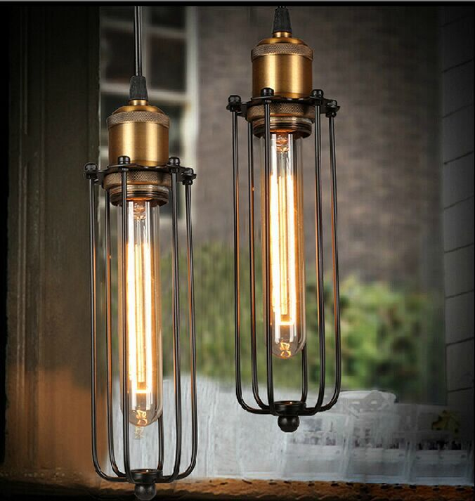Modern lamps pendant lights aluminum lamp restaurant bar coffee ...