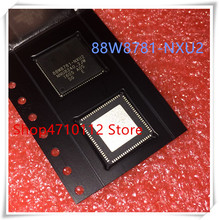 NEW 5PCS/LOT 88W8781-NXU2 88W8781NXU2 88W8781 NXU2 QFN IC