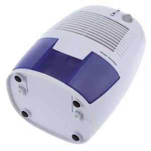 Image 4 - Tragbare Mini Luftentfeuchter für Home 500ML Feuchtigkeit Absorbieren Luft Trockner mit Auto off und led anzeige Luftentfeuchter maschine